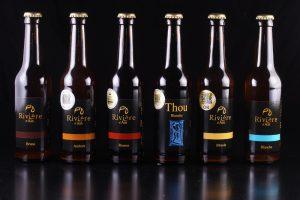 Les bières Rivière d'Ain à nouveau récompensées !
