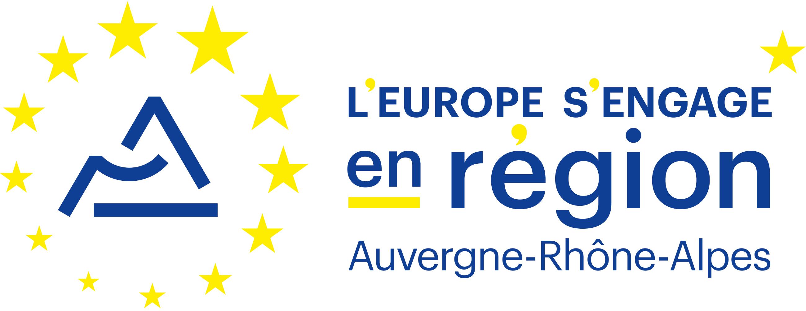 L'Europe s'engage en Auvergne-Rhône-Alpes
