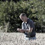 Les champs de blé de la brasserie